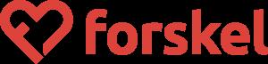 Forskel-logo-long-red